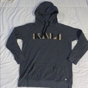 "PacSun: Kendall & Kylie Gray ""KALI"" Sweater"